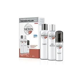 Kit Nioxin System 4 - 300ml + 300ml + 100ml