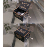 Caja Musical Game Of Thrones, Harry Potter. Nuevo Stock
