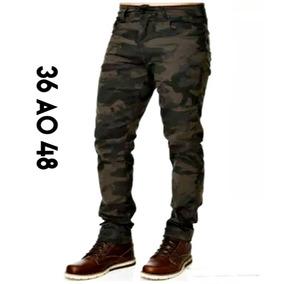 Calca Jeans Sarja Masculina Slim Laycra Pronta Entrega 8c286ce479c