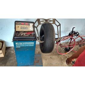 a6a1007c744 Maquina De Colar Pneu Usada - Acessórios para Veículos