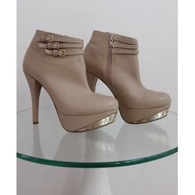 7cd2141e Botin Blanco Mujer Botines - Zapatos, Usado en Mercado Libre México