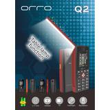 Celular Orro Q2 2500mah 2ledlamp Tablelamp Bigspeaker