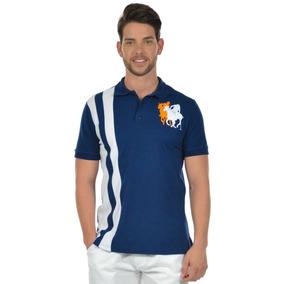 Camiseta Basica Azul Royal Polo Camisetas - Camisetas e Blusas no ... fb32d3ba8d45d