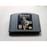 Star Wars: Shadows Of The Empire Nintendo 64