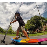 Remo Regulável Para Skate - Land Paddle