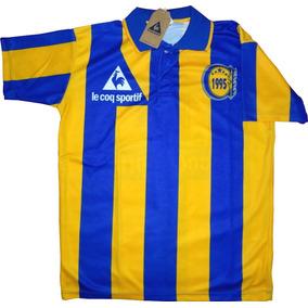 Camiseta De Futbol Rosario Central 1995 Le Coq Sportif