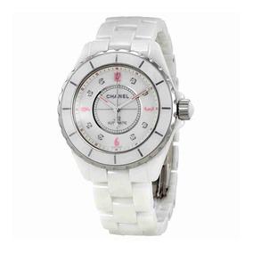 b93d8da6b97 Relógio Chanel J12  porcelana  - Relógios no Mercado Livre Brasil