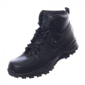 Bota Nike Manoa Leather Hombre Original 454350-003 f45d9f5893076