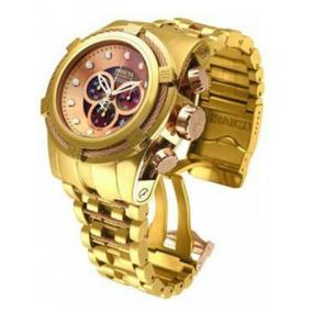 1753059959b Réplica Do Invicta Bolt Zeus Dourado 12739 - Relógios De Pulso no ...