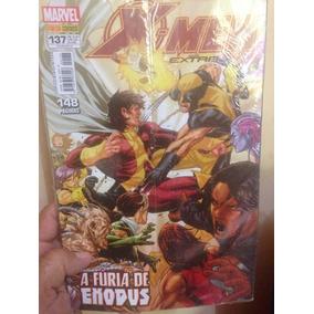 X-men Extra N° 137 A Fúria De Exodus Marvel Panini Comics