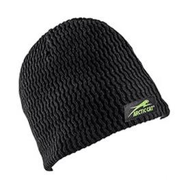 b8a1e34e4db Arctic Cat Unisex Adult Beanies   Knit Hats (black