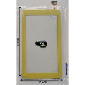 Tela Vidro Touch Tablet Dl Sabichões Tx386bvd Orig Top!!