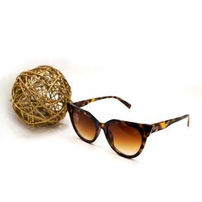 Solar Perfil Eyewear Estilo Gatinho Rajado De Tartaruga bf531ea89c