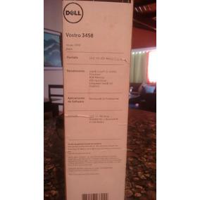 Laptop I3 Marca Dell Vostro 4853, 8 Ram, 1 Tb Dd