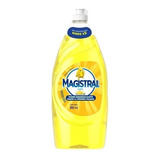 Detergente Lavavajillas Magistral Limon 900 Ml.