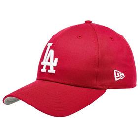 Gorra Beisbol Hombre Dodgers New Era 11177081 Rojo 82865 Q3 09ec25494da