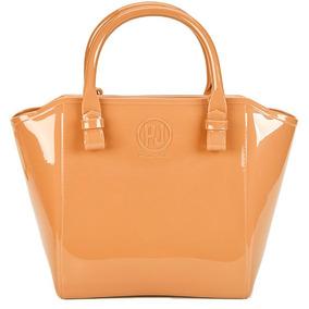 Bolsa Petite Jolie Shape Bag Pj1770 Marrom