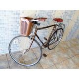 Bicicleta Caloi 10 Modificada Aro 27 Single Maravilha