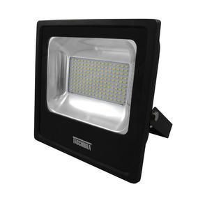 Refletor Led 160w Luz Branca 6500k Taschibra Preto Fi