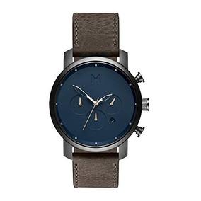 Reloj Crono Mvmt Es Cronógrafo Analógico De 45 Mm