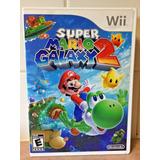 Super Mario Galaxy 2 Wii Play Magic