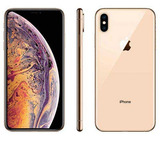 iPhone Xs Max Dourado Tela De 6,5 , 4g, 256gb 12mp Mt552bz/a