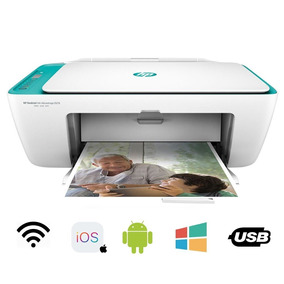 Impressora Multifuncional Hp Deskjet Ink Advantan 2675 Color
