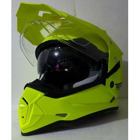 Casco Tech-x2 632a Cross City C/gafas Rider One
