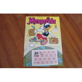 Gibi Abril / Margarida 185 (1993) Volta Ao Mundo Em 80 Quacs