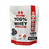 Kit 2x 100% Whey Protein 837g - Titan - ****frete Gratis****