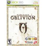 The Elder Scrolls Iv Oblivion Xbox 360 Usado