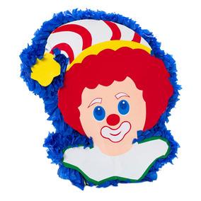 Piñata De Payaso Trepsi Carton Papel China Fiesta Niño 84x75