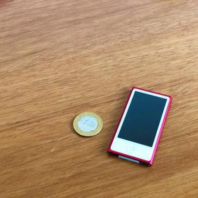 Ipod Nano 7ª Geração 16gb Product Red + Clip
