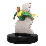 Heroclix Marvel Age Of Ultron #031 Vision Figure Complete W