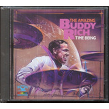 Cd Buddy Rich Time Being.