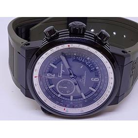 Relogio Salvatore Ferragamo Original Swiss - Relógios no Mercado ... 5aa1f1ed61686