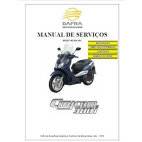 Manual De Serviços Citycom 300i Dafra