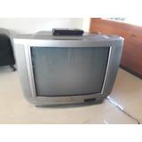 Televisor Serie Dorada 21 Pulgadas - Impecable