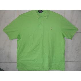 5af57fcea9 Camisa Polo Ralph Lauren Tamanho Especial Lisa Litrada Golfe