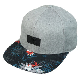 Gorra Vans Allover It Gris Hojas Vn0000x2ruq Look Trendy b56f6808ae7