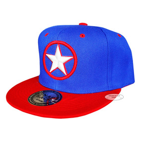 1 Marvel Gorra Capitan America Marvel Comics Avengers Gorra