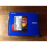Relíquia Celular Nokia 500 Na Caixa Com Nf