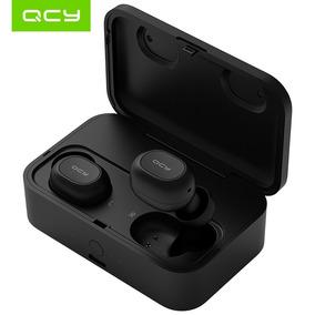 Qcy T1 Bluetooth 5.0 Verdadero Au Flagship 5.0-black
