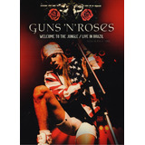 Guns N Roses Welcome To The Jungle Live Brazil Concierto Dvd