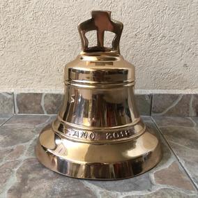 Campana Cobre Y Bronce De 15 Kilogramos