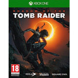 Shadow Of The Tomb Raider Xbox One - Código Región Mundial