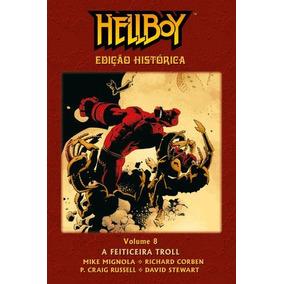 Hellboy Edição Histórica, V.8
