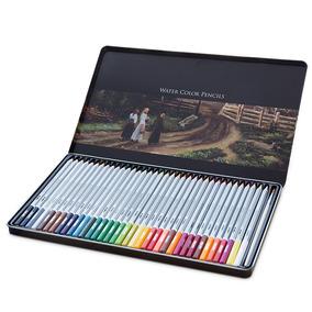 Deli 6518 24 Colores Color S Caja De Hierro Color 36