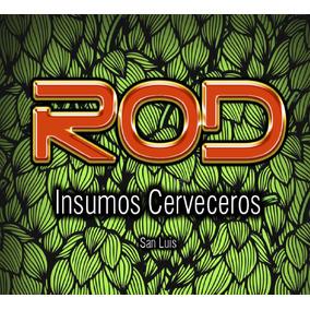 Kit De Insumos Stout 20 Lts Cerveza Artesanal. Rod Insumos