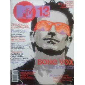 Revista Mtv N. 13 Bono Vox, Nando Reis